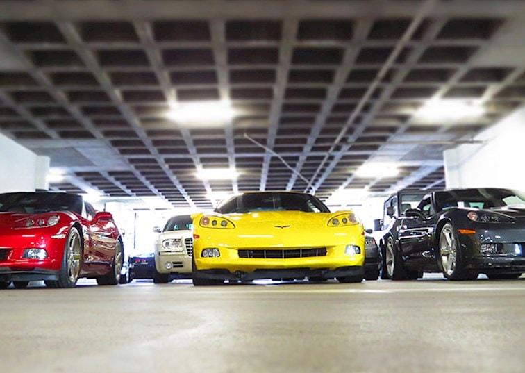 Top 10 at 60th Anniversary Corvette Car Show