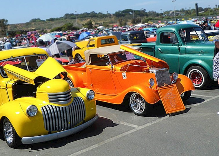 Gallery - Car Show Season Arrives With Goodguys