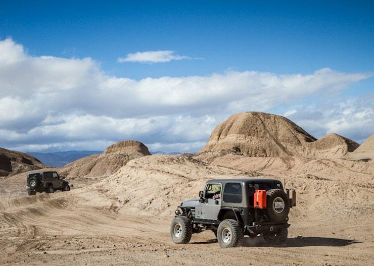 10 Tips for Surviving Desert 'Wheeling