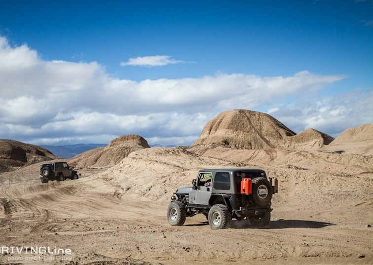 10 Tips To Surviving Desert 'Wheeling