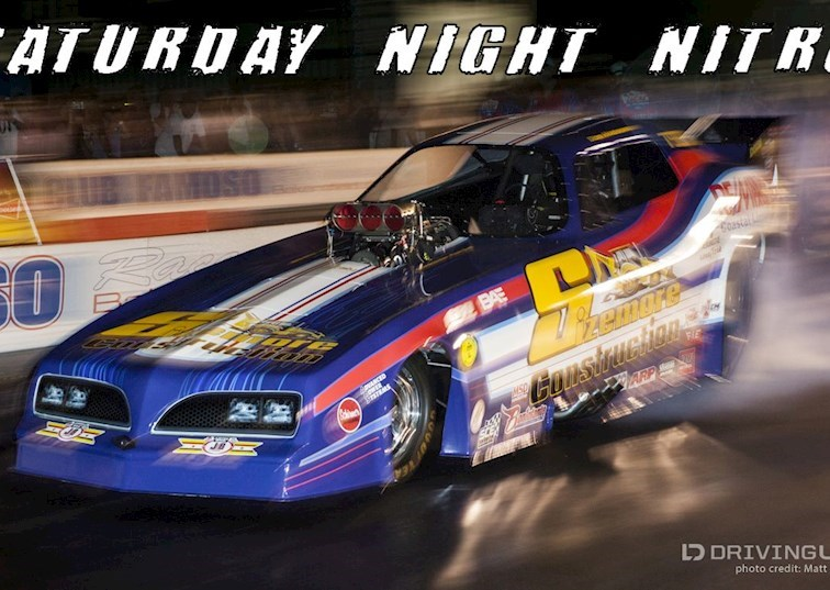 Saturday Night Nitro with NHRA Hot Rod Heritage