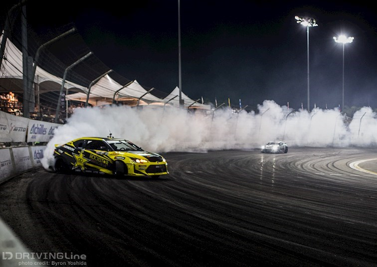 Top 32 Play-by-Play: Formula Drift Rd 7 Irwindale Speedway