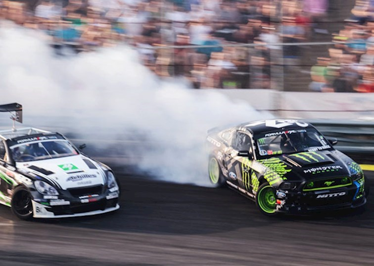 Tipping Point at Formula Drift Round 4