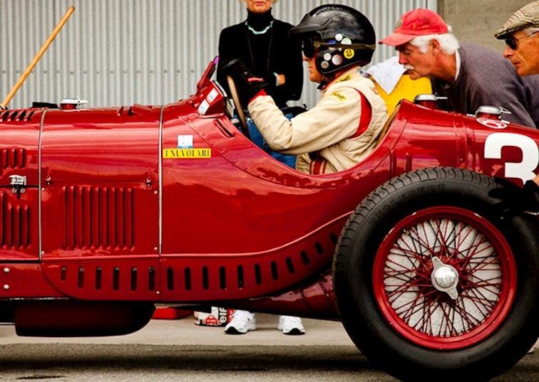 Speeding Again at the Monterey Motorsports Reunion
