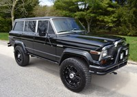 two wide 1984 jeep wagoneer arnold duramax 1