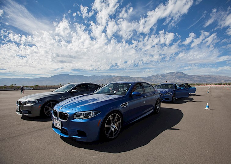 Get Schooled at the BMW Performance Driving School