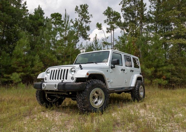 Eibach All-Terrain-Lift Kit Jeep Wrangler JK Suspension Review