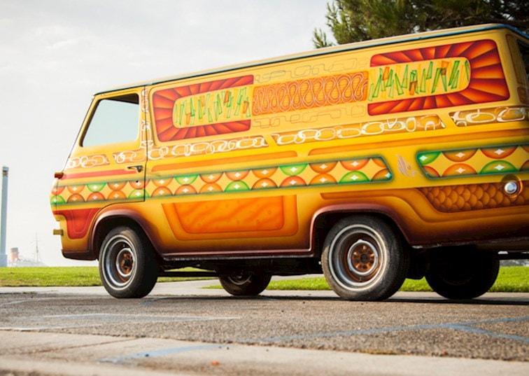 1966 Ford Econoline Van Project Ride: Nostalgic Cab Over