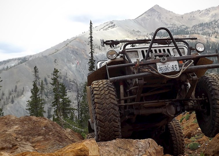Fortune Creek Trail: Tire Testing in the Great Northwest