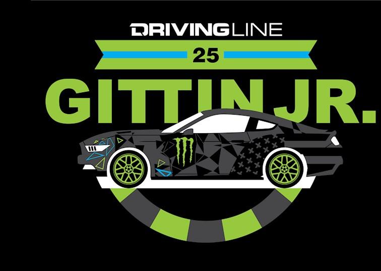 Vaughn Gittin Jr. X Driving Line Exclusive Design