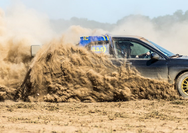 """No Dust, No Glory"" at Indiana Rallycross"
