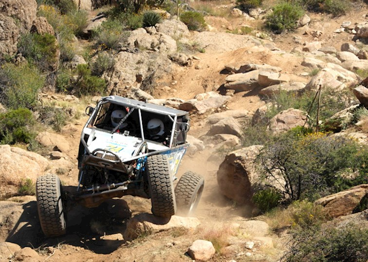 Motorcycles to ULTRA4: Off-Road Racing Vehicles in North America
