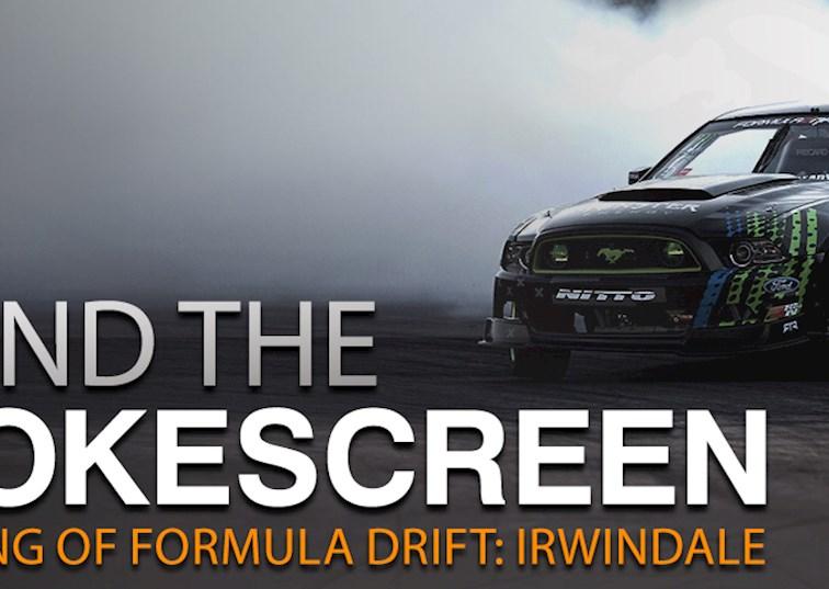 Inside Formula Drift: Irwindale Infographic