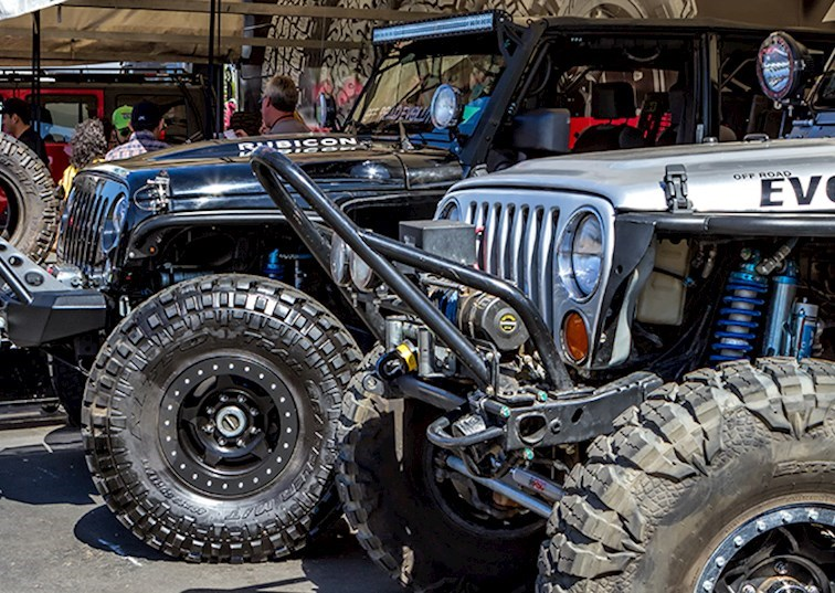 6 Hot Off-Road Vehicle Trends