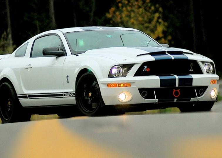 Lead The Stampede: 726 WHP Shelby Mustang GT500