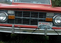 two wide 1970 ford bronco sport feature