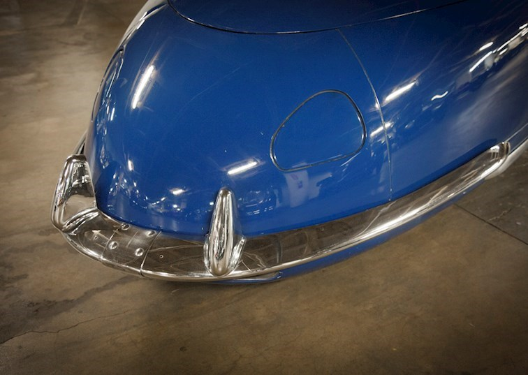 Cars From the Vault: 1948 Davis Divan