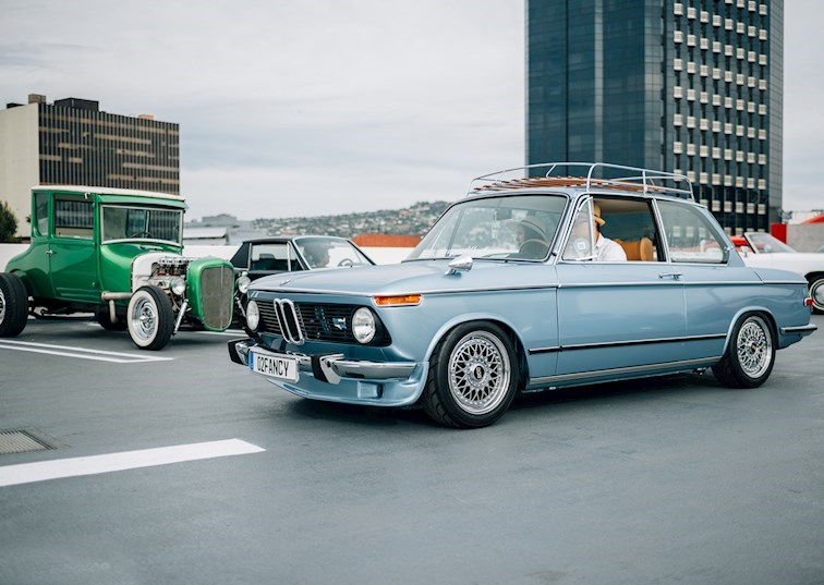 Petersen Automotive Museum Oktoberfest Cruise-In [Gallery]