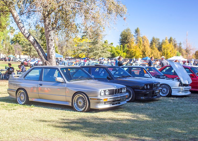 SoCal Vintage BMW Meet