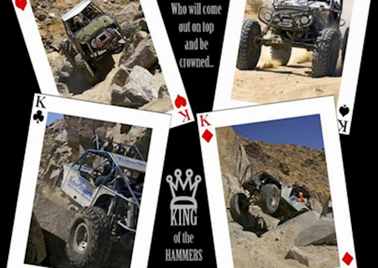 two wide king of hammers history feature