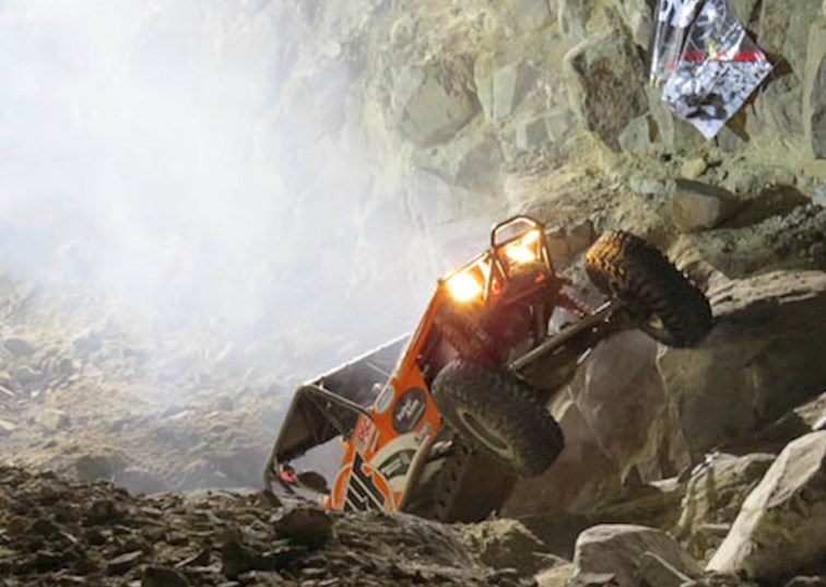 Back Door Shootout Pits Ultra4 Against Rock Bouncers [GALLERY]
