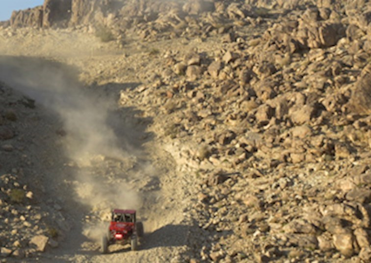 2014 King of The Hammers Starting Order