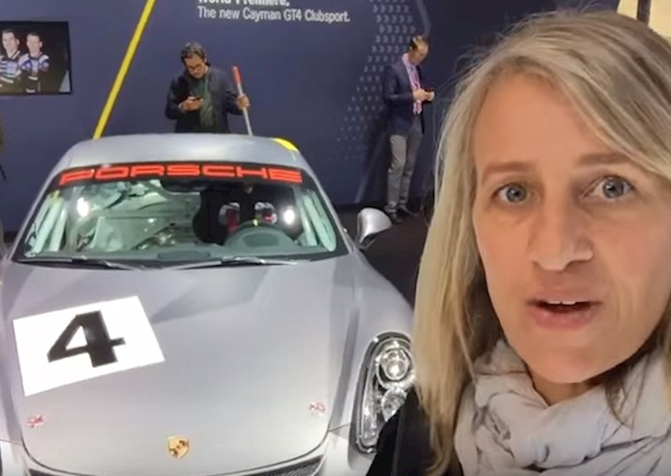two wide motorhead mama la auto show