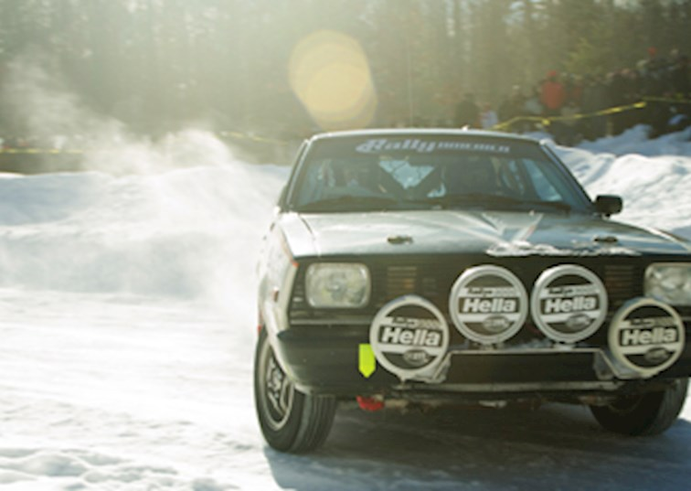 5 Cars You Wouldn't Expect to See Rally Racing
