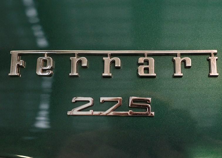 A '60s Classic: Ferrari 275 GTS