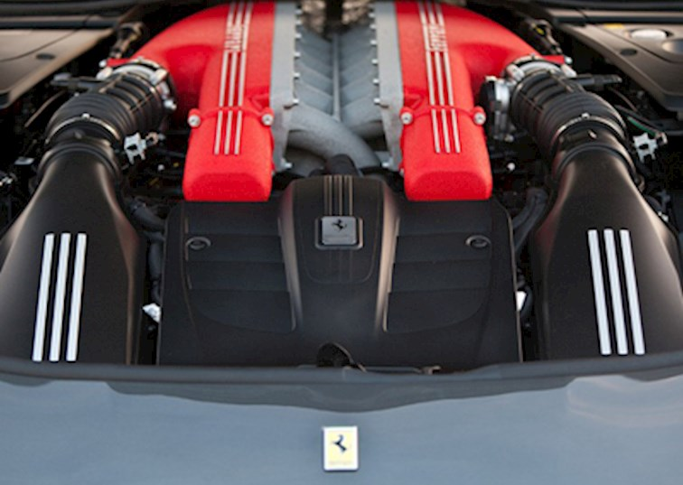 The Ferrari F12: Batteries Not Included