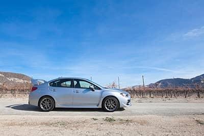FIRST DRIVE: 2015 Subaru WRX STI