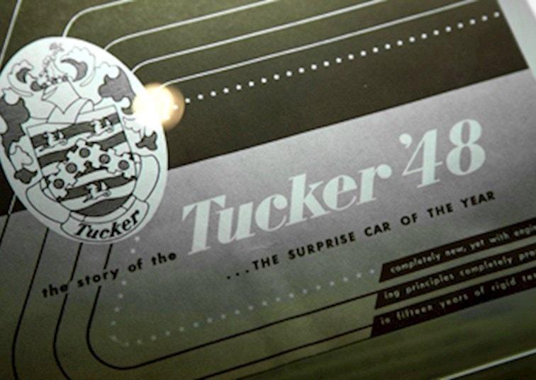 Meet One Very Special Car: Preston's Tucker