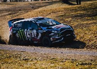 two wide rally america 100 acre wood ken block review feature