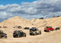 two wide 2014 tierra del sol jeep desert safari feature