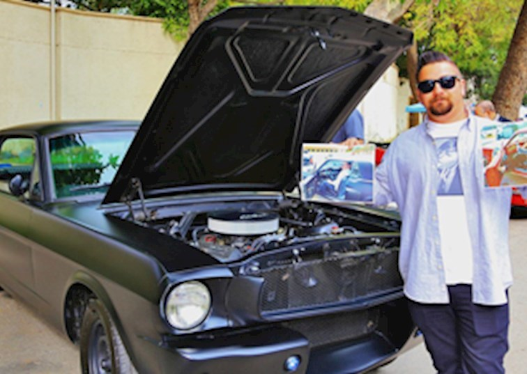 Pride of Completion: Jamison's Restomod Mustang