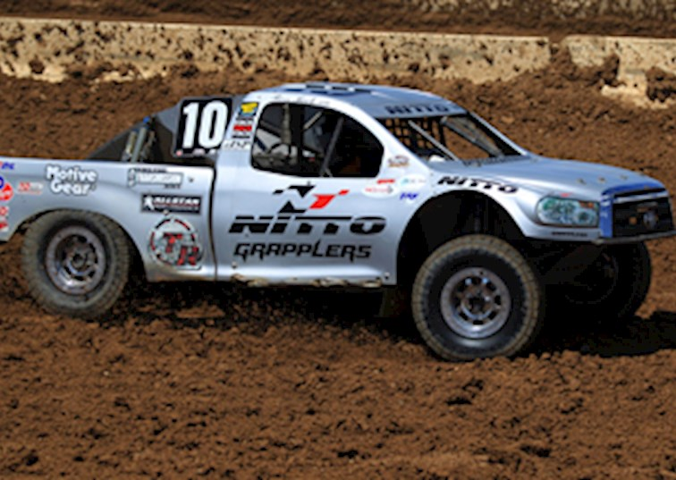 Meet New TORC Nitto Racing Driver Ross Hoek
