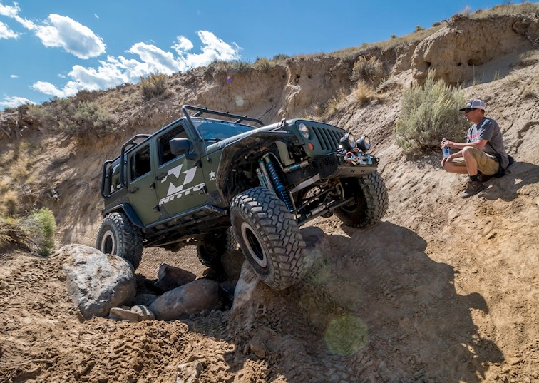 "2015 JK Experience West Coast Video ""Wanderlust"""