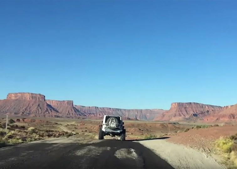 Wanderlust Part 3: 2015 Nitto JK Experience