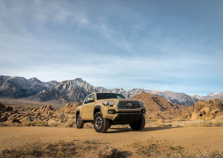 First Drive: 2016 Toyota Tacoma TRD Off-Road