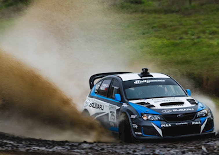 Dust, Gravel & Mud Make Perfect Conditions at Oregon Trail Rally