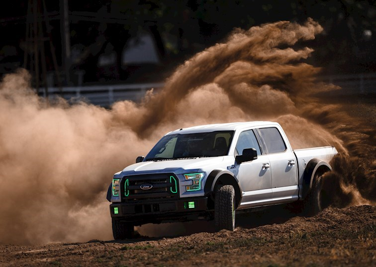 The Ultimate Fun Haver, One Insane F-150
