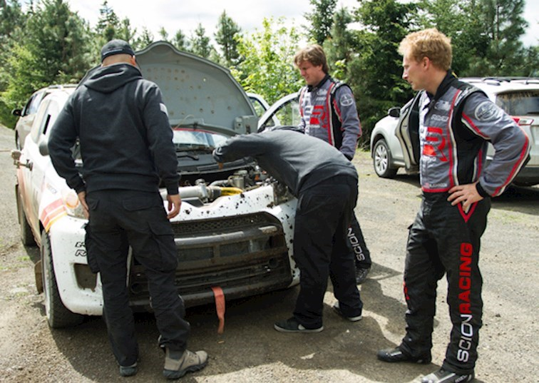 Inside the Life of a Rally Team