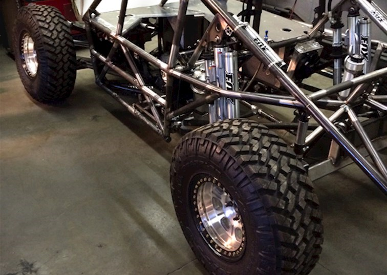 The Clock Keeps Ticking - Part 3 of Jason Scherer's Innovative New ULTRA4 Car
