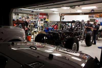It Lives! - Part 4 of Jason Scherer's Innovate New ULTRA4 Car