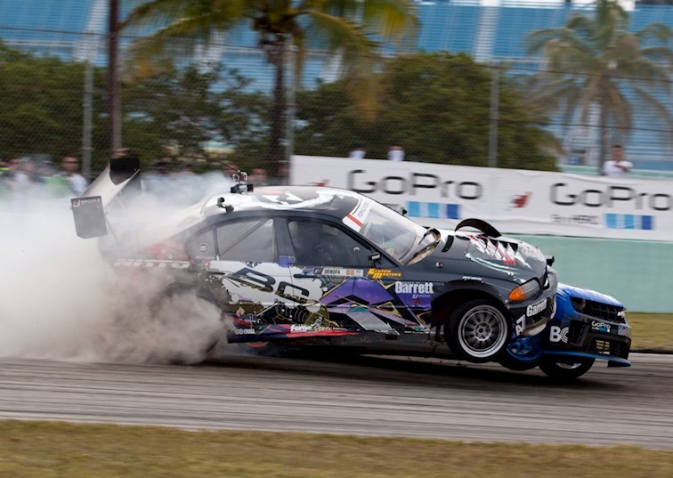 Play by Play: Formula Drift Rd 3 Miami