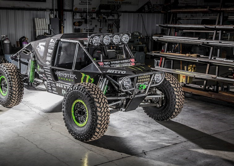The Dragon Slayer: Shannon Campbell's Latest Race Creation
