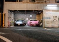 two wide drivingline rwbmeet hardrock roppongi japan jp feature