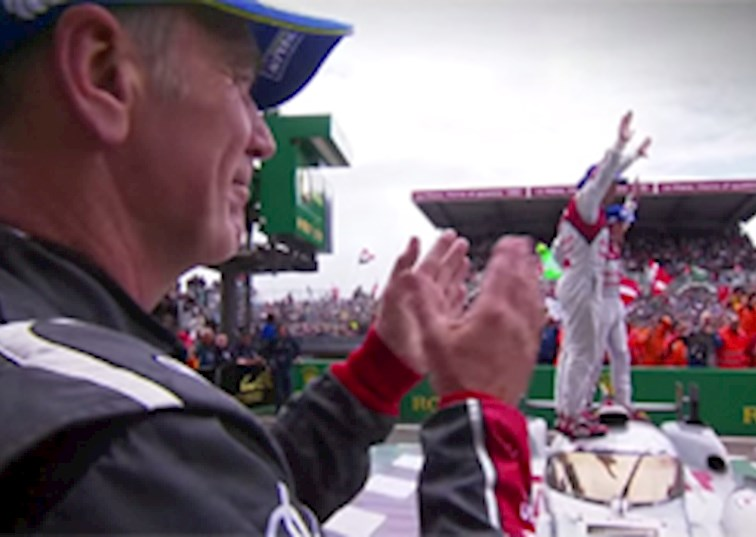 two wide le mans 24h video rules feature