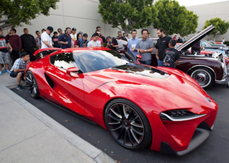 Best of Show: June Cars & Coffee [with VIDEO...and a tank]
