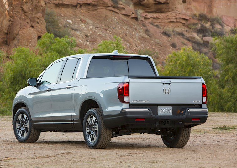 2016 Honda Ridgeline: Fitting Needs, Forgetting Wants